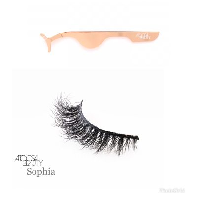 Sophia and Applicator